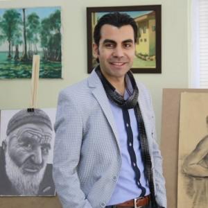 Ressam Mustafa Günay